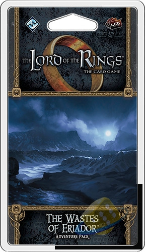 The Lord of the Rings LCG: The Wastes of Eriador