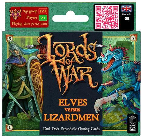 Lords of War: Elves vs Lizard Men