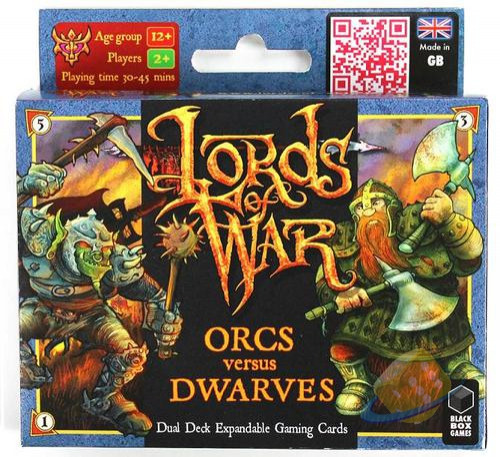 Lords of War: Orcs vs Dwarves