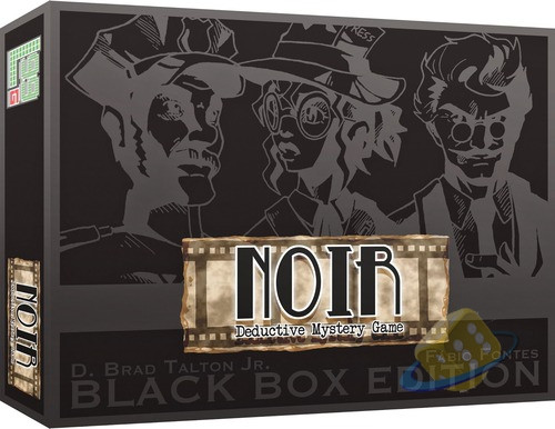 NOIR:  Black Box Edition