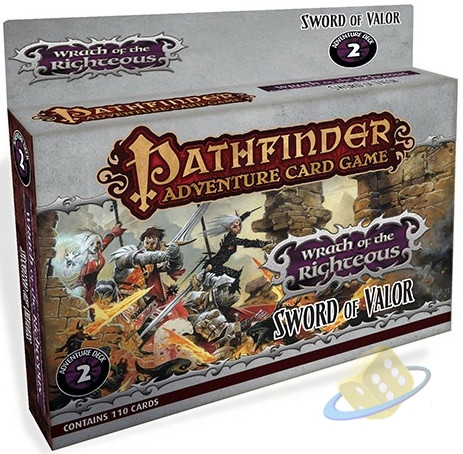 Pathfinder Adventure Card Game: Wrath of the Righteous - Sword of Valor
