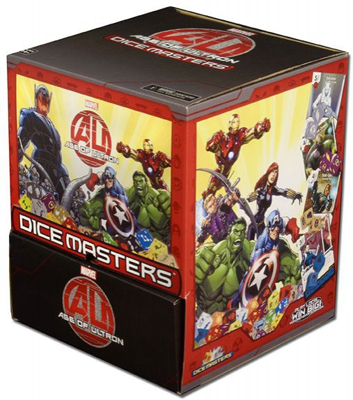 Marvel Dice Masters: Age of Ultron Booster