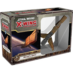 Star Wars: X-Wing Miniatures Game - Hound´s Tooth