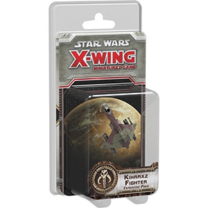 Star Wars: X-Wing Miniatures Game - Kihraxz