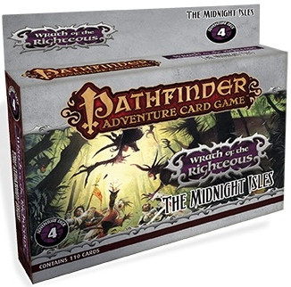 Pathfinder Adventure Card Game: Wrath of the Righteous - The Midnight Isles
