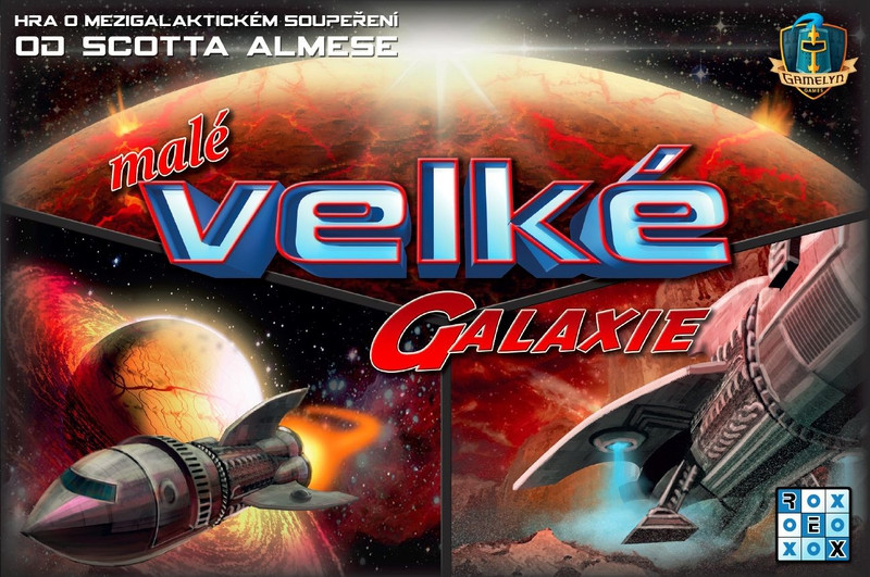 Malé velké galaxie + Malé velké galaxie: Do neznám