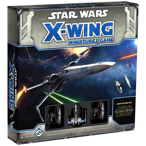 Star Wars: X-Wing Miniatures Game - The Force Awakens