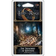 The Lord of the Rings LCG: The Treachery of Rhudaur