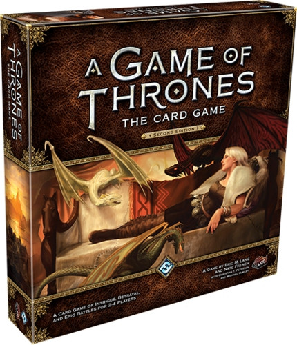 A Game of Thrones LCG - 2nd Edition Core Set
