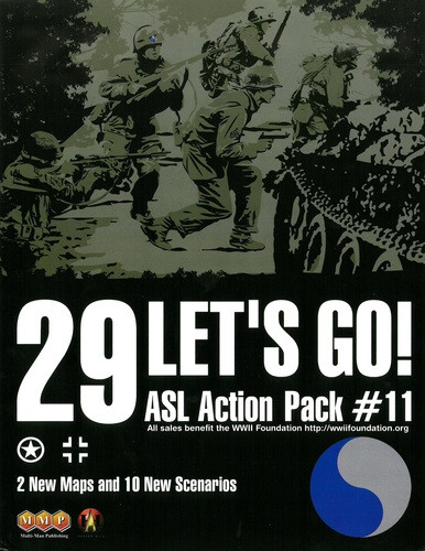 Advanced Squad Leader: Action Pack 11