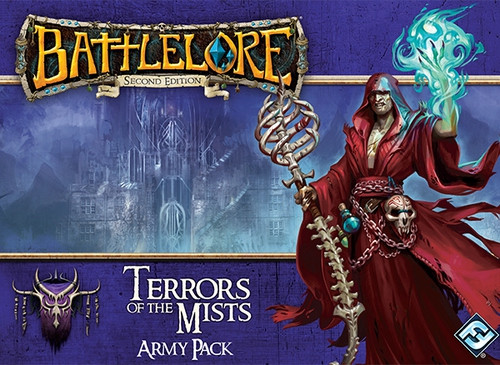 Battlelore (Second Edition) - Terrors of the Mists