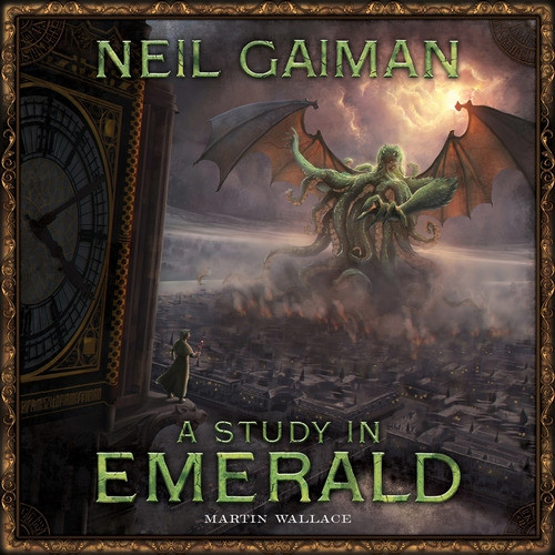 Study in Emerald - Second Edition