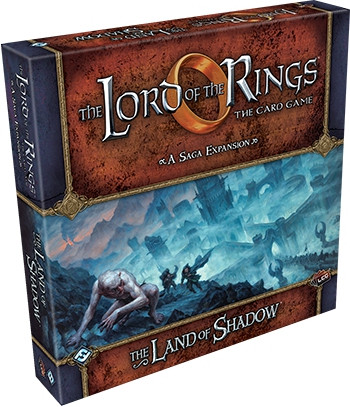 The Lord of the Rings LCG: The Land of Shadow