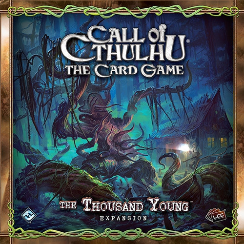 A Call of Cthulhu LCG: The Thousand Young