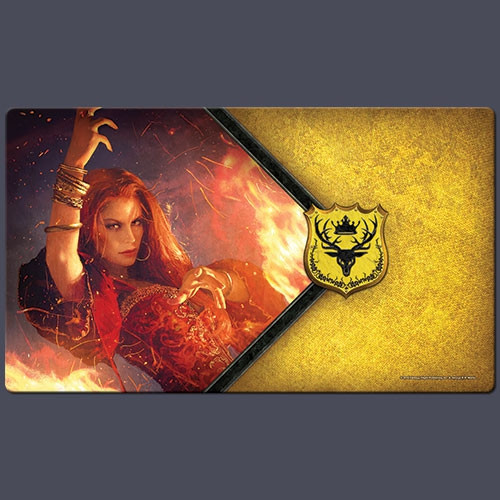 A Game of Thrones LCG - podložka The Red Woman