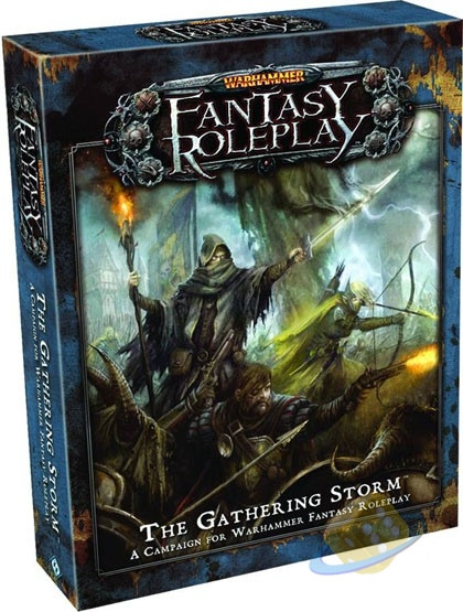 Warhammer Fantasy Roleplay: Gathering Storm