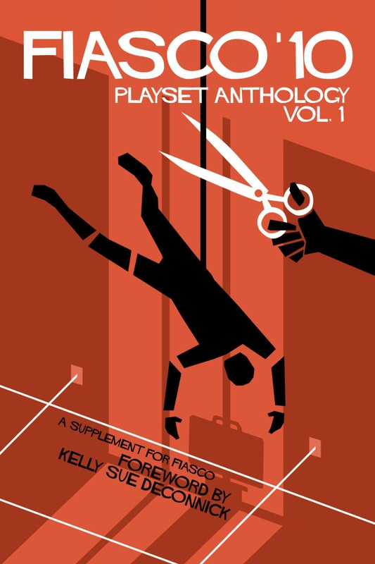Fiasco 10: Playset Anthology Vol 1