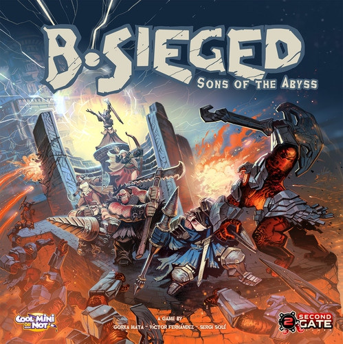B-Sieged: Sons of Abyss