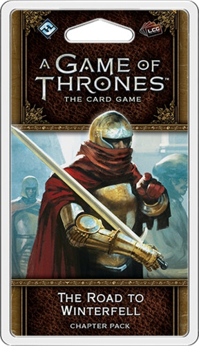 A Game of Thrones LCG (2nd)- The Road to Winterfell