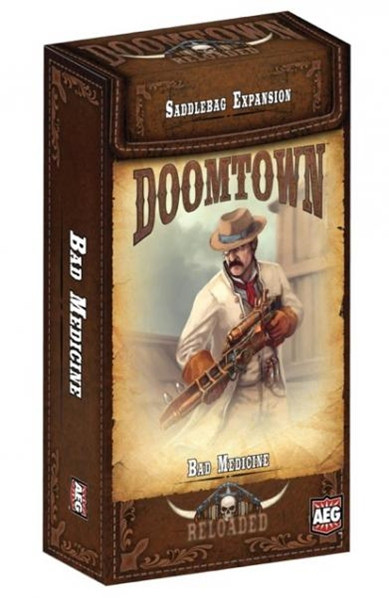 Doomtown: Reloaded – Bad Medicine