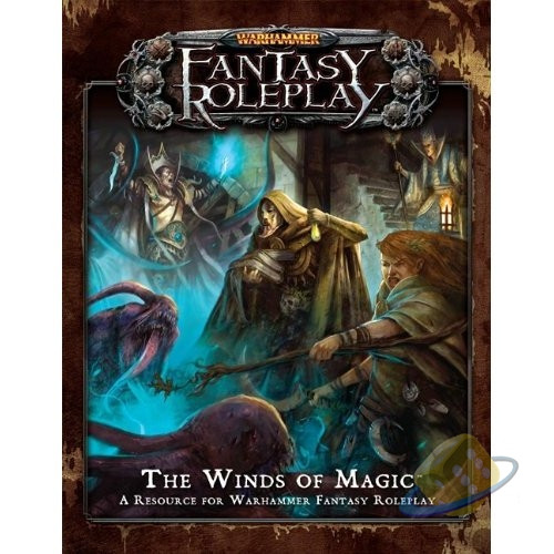Warhammer Fantasy Roleplay: Winds of Magic