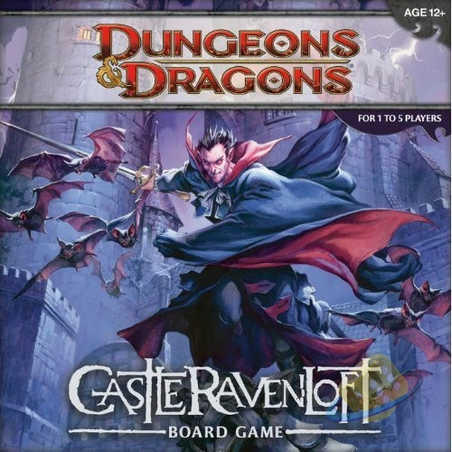 Dungeons  a  Dragons: Castle Ravenloft