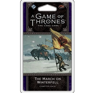 A Game of Thrones LCG (2nd) - The March on Winterfell