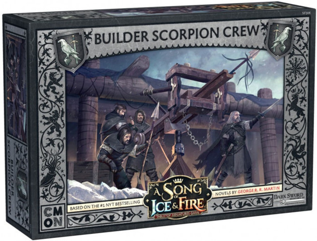 A Song of Ice & Fire: Tabletop Miniatures Game Builder Scorpion Crew
