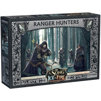 A Song of Ice & Fire: Tabletop Miniatures Game Ranger Hunters