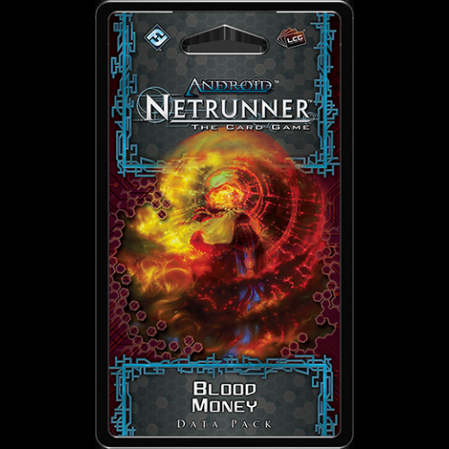 Android: Netrunner LCG: Blood Money