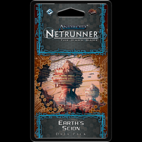 Android: Netrunner LCG: Earth's Scion