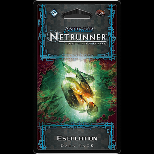Android: Netrunner LCG: Escalation