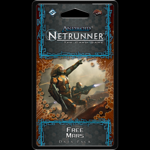 Android: Netrunner LCG: Free Mars