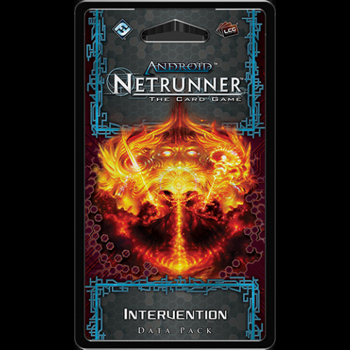 Android: Netrunner LCG: Intervention