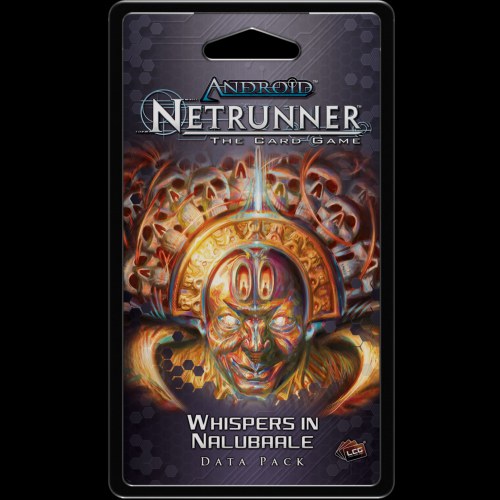 Android: Netrunner LCG: Whispers in Nalubaale