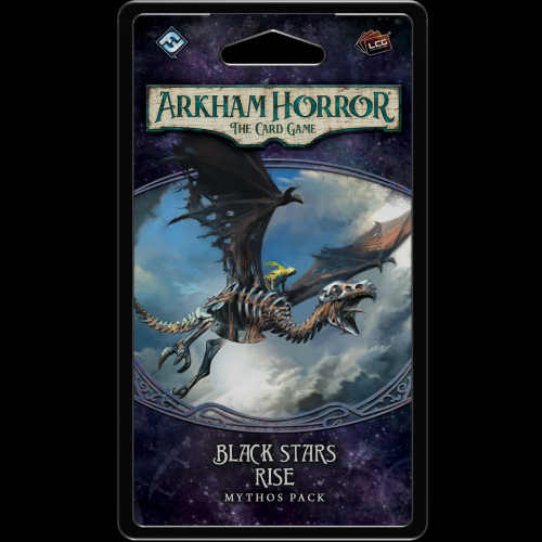 Arkham Horror: The Card Game - Black Stars Rise