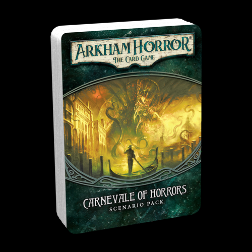 Arkham Horror: The Card Game - Carnevale of Horrors (POD)