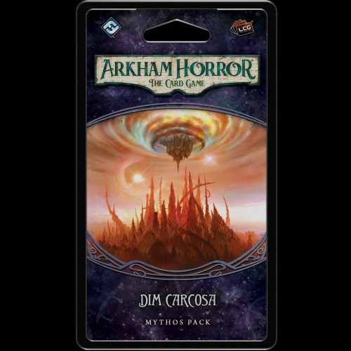 Arkham Horror: The Card Game - Dim Carcosa