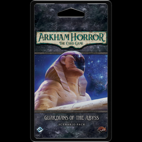 Arkham Horror LCG: The Card Game – Guardians of the Abyss: Scenario Pack
