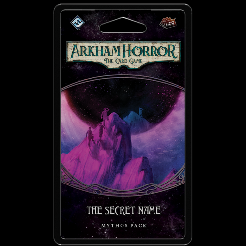 Arkham Horror: The Card Game – The Secret Name: Mythos Pack