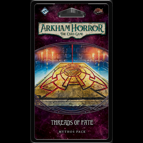 Arkham Horror LCG: The Card Game - Threads of Fate