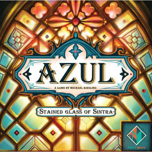 Azul: Stained Glass of Sintra (anglicky)
