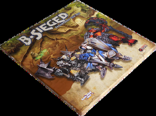 B-Sieged: Sons of Abyss - Encampment Tile Set