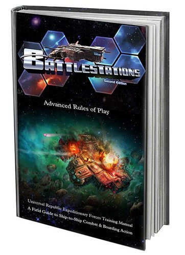 Battlestations: Second Edition - Rules Compendium