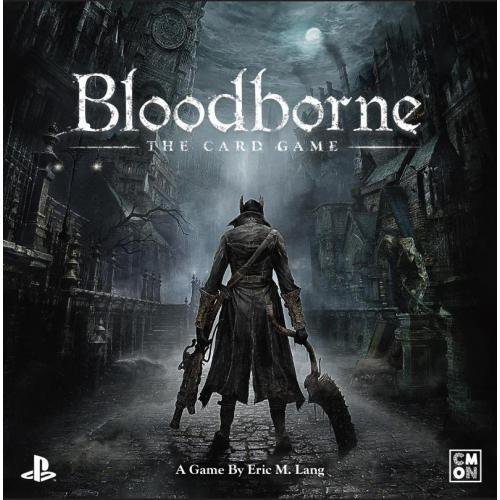 Bloodborne: The Card Game (anglicky)