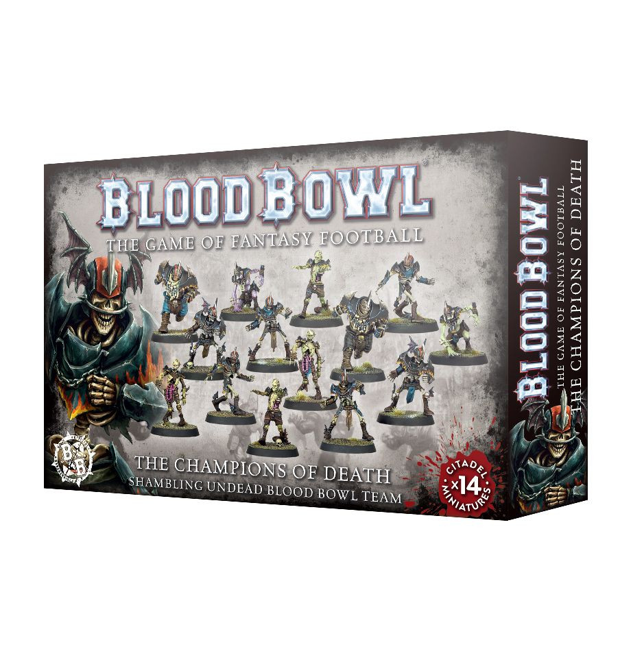 Champions of Death (Blood Bowl team)