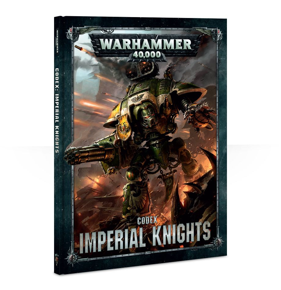 Codex: Imperial Wardens 2018 (kniha)