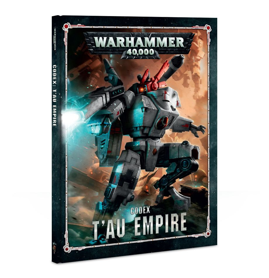 Codex: T'au Empire (kniha)
