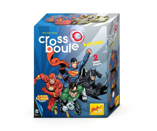 Crossboule: Heroes - Batman vs. Superman