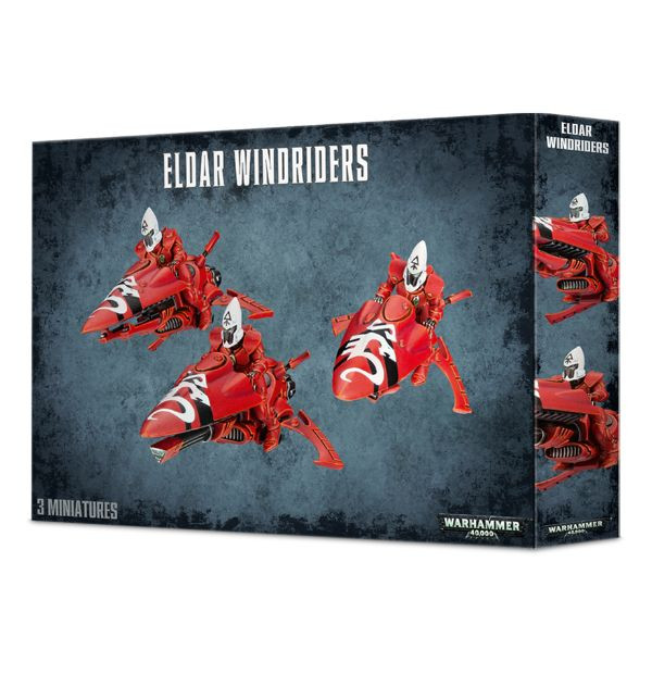 Eldar: Windriders